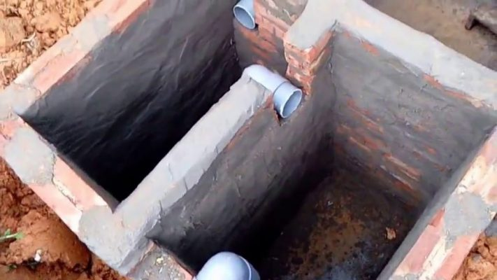Những lưu ý khi thi công xây dựng bể phốt chuẩn TV302076 1